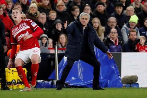 Jose Mourinho (Photo Credit: Reuters)