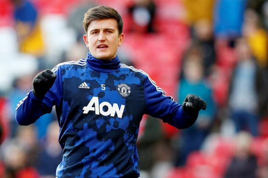 Harry Maguire (Photo Credit: Reuters)