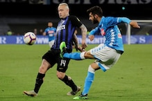 Serie A, Napoli vs Inter Milan LIVE Streaming: When and Where to Watch Online, TV Telecast, Team News