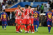 Atletico Madrid Stun Barcelona to Reach Spanish Super Cup Final