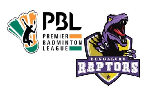 PBL's Bengaluru Raptors (Photo Credit: Twitter)