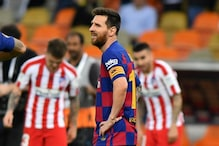 Made Children's Mistakes: Lionel Messi Ashamed as Barcelona are Stunned by Atletico Madrid