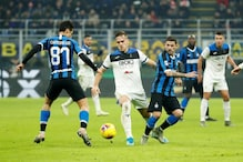 Serie A: Inter Milan Go Clear At The Top Despite Being Held by Atalanta
