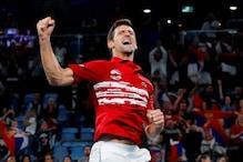 Novak Djokovic Insists No Clear Favourite for Australian Open