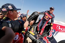 Spanish Driver Carlos Sainz Wins Dakar Rally for Third Time