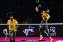 PBL: Satwiksairaj Rankireddy, Lakshya Sen Shine as Chennai Superstarz Win Opener vs Hyderabad Hunters, PV Sindhu Sizzles