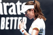 Australian Open: Johanna Konta Philosophical after Early Melbourne Exit
