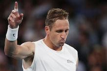 Australian Open: Tennys Sandgren Wins 'War' against Fabio Fognini to Make Quarters