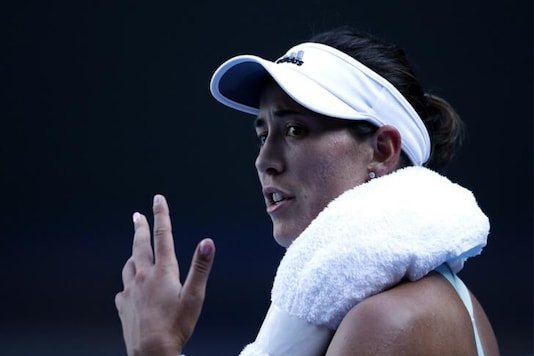 Garbine Muguruza (Photo Credit: Reuters)
