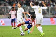 La Liga: Real Madrid Soaring, Atletico Madrid Sinking Before Madrid Derby