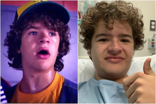 Image courtesy: Gaten Matarazzo/ Instagram