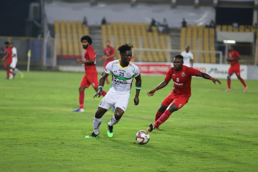 I-League: TRAU FC Get Third Straight Win as They Stun Churchill Brothers