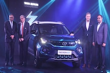 Tata Nexon Electric SUV Launched in India; See Pictures