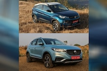 Tata Nexon EV vs MG ZS Electric SUV Spec Comparison: Design, Battery, Range and More