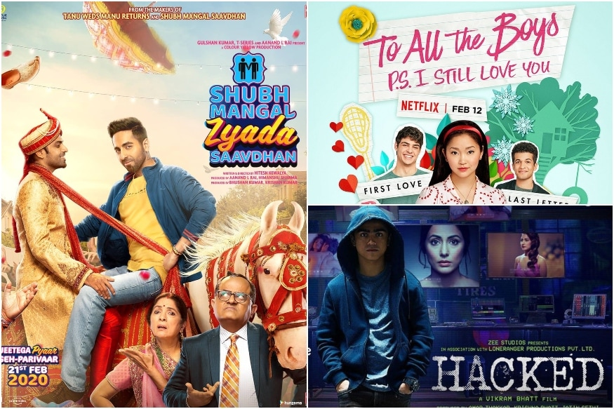 Trailers This Week: Shubh Mangal Zyada Saavdhan, To All The Boys 2 Prep Audience for Valentine's Month