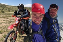 Father Takes Son on a Month Long Bike Tour across Mongolia to Break His Phone Addiction