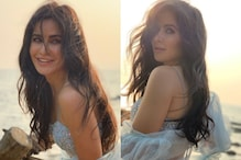 Katrina Kaif Attends Celebrity Makeup Artist Daniel C Bauer's Wedding in Goa