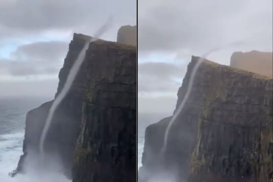 Watch: Video of Water Defying Gravity to Flow Upwards is Breaking the Internet