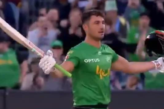 Screenshot from video tweeted by @StarsBBL.
