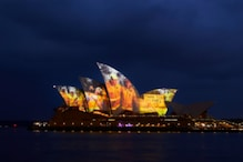 Sydney Opera House Lights up to Pay Tribute to Australian Firefighters Braving the Devastating Bushfires