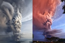 Incredible Photos Captured in Philippines Show the Terrifying Potential of Erupting Taal Volcano