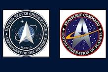 Donald Trump's New Space Force Logo is Eerily Similar to Star Trek's Starfleet Command