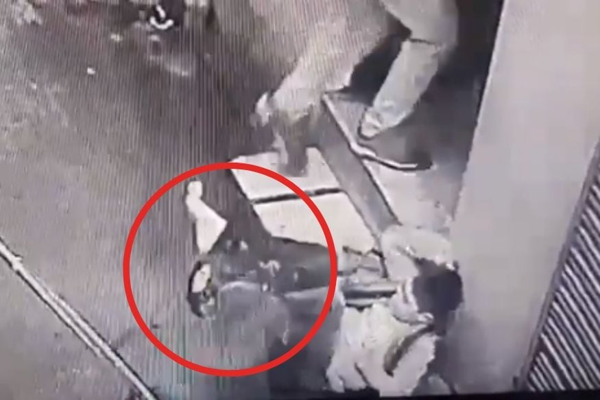 Shocking CCTV Footage Shows Pitbull Attacking 15-Year-Old Boy in Punjab