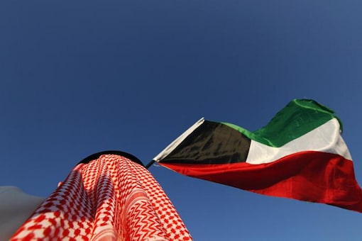 File photo of the Kuwait flag. (Reuters)