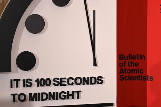 Doomsday Clock Is Now The Closest To Midnight It Has Ever Been