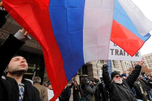 Russian Flag. Image for representation. (Reuters)