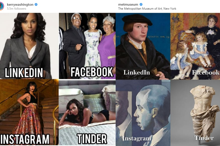 Fresh 'LinkedIn, Facebook, Instagram and Tinder' Meme Has Everyone Signing Up