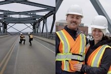 Civil Engineer Raises the Bar and the Bridge to Propose to His Girlfriend