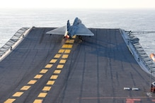 Naval Version of Tejas Hits Another Major Milestone, Successfully Takes off From Aircraft Carrier