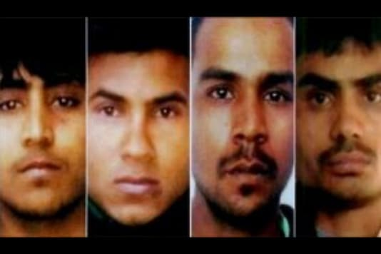 File photo of Nirbhaya death row convicts.