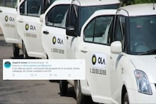 Ola Passenger Calls Out Driver for Calling Him 'Anti-National', Gets Trolled