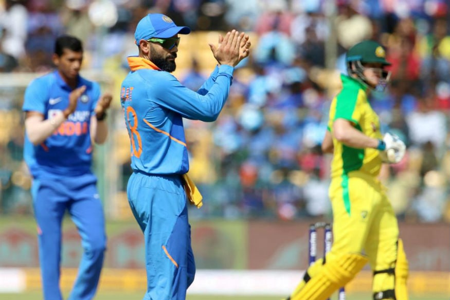In Pics, India Beat Australia 2-1 in ODI Series
