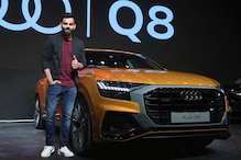 PHOTOS: Virat Kohli Launches Audi Q8 Luxury SUV in India
