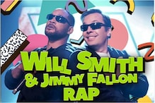 Will Smith Raps About History of His Life with Jimmy Fallon, Watch Here