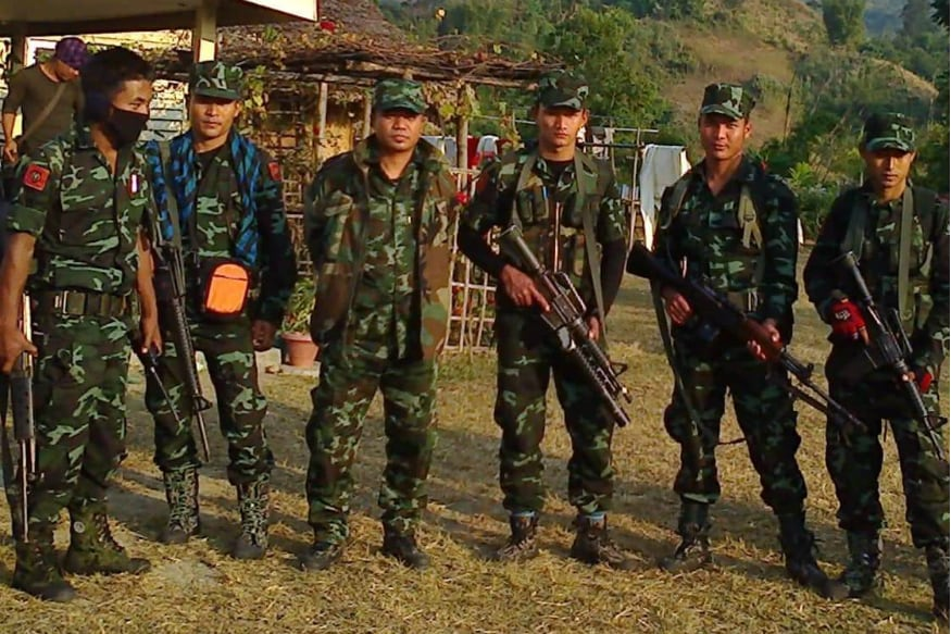 'Act East Policy' against Nagas in India and Myanmar, Says NSCN-K Chief