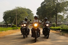 Royal Enfield and Bengaluru City Police Create 1st Ever All-Women Motorcycle Brigade