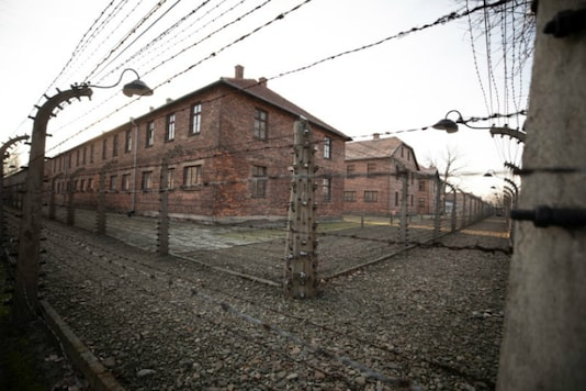 The buildings of former Nazi German Auschwitz concentration camp complex are seen in Oswiecim, Poland, January 15, 2020. REUTERS/Axel Schmidt