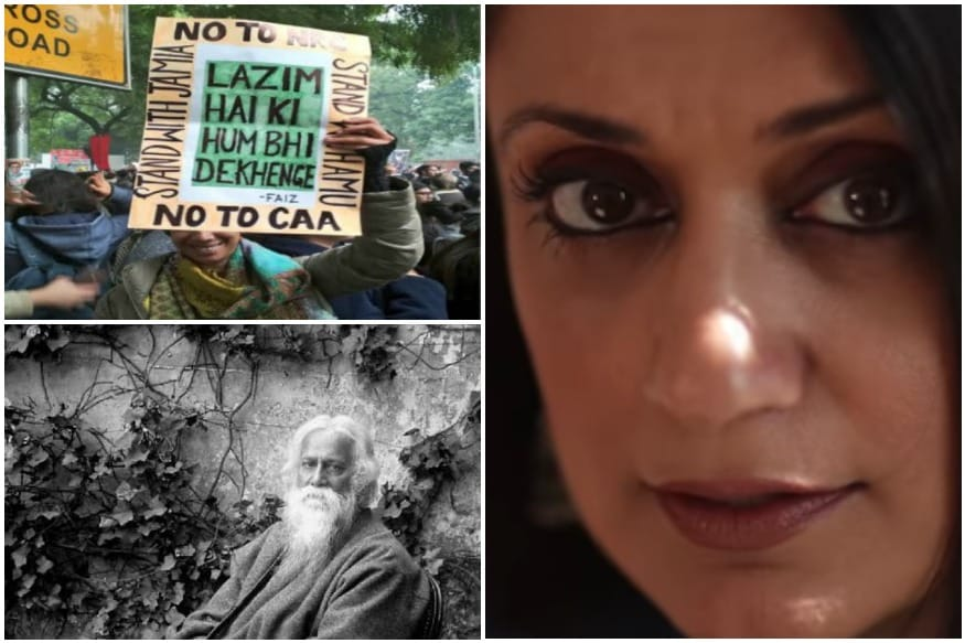 Haunting Rendition of Faiz's 'Hum Dekhenge' with Tagore's 'Where Mind is Without Fear' Moves Twitter