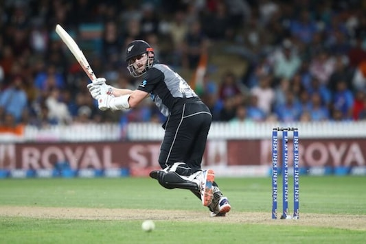 Kane Williamson made a fighting 95. ICC/Twitter