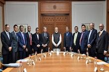 PM Modi Meets Ambani, Adani and Other India Inc Heads to Discuss Economy