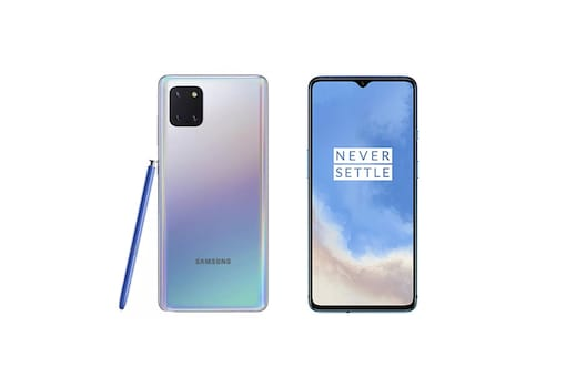 Samsung Galaxy Note 10 Lite vs OnePlus 7T: Which Android Phone Should You Buy For Rs 40,000