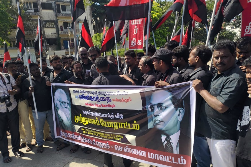 Will not apologise for remark on Periyar rally: Rajinikanth