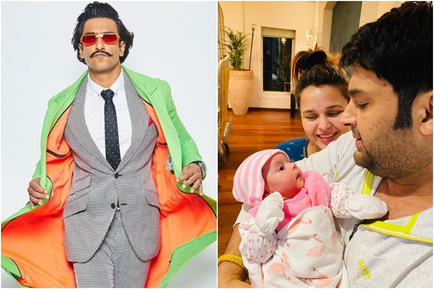 Ranveer Singh is Super Excited to See First Photos of Kapil Sharmas Daughter