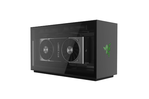 The Razer Tomahawk Modular Gaming PC Takes Less Than 60 Seconds to Assemble