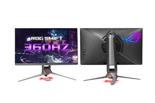 CES 2020: ASUS Announces New ROG Gaming Monitor With Insane 360Hz Refresh Rate