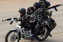 Republic Day Parade: Women CRPF Biker Team to Perform Daredevil Stunts on Royal Enfield Motorcycles